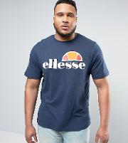 Plus T Shirt With Classic Logo