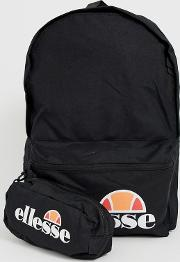 Rolby Backpack With Pencil Case