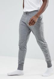 lounge jogger in grey