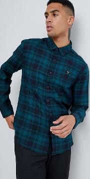 Eader Check Shirt