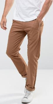 Elm Slim Fit Chino  Camel