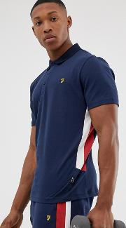 Mitchell Side Panel Polo