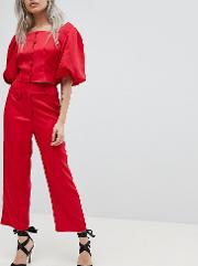 tailored trousers co ord