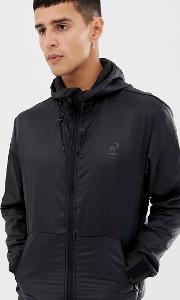 Zip Through Weather Proof Coat
