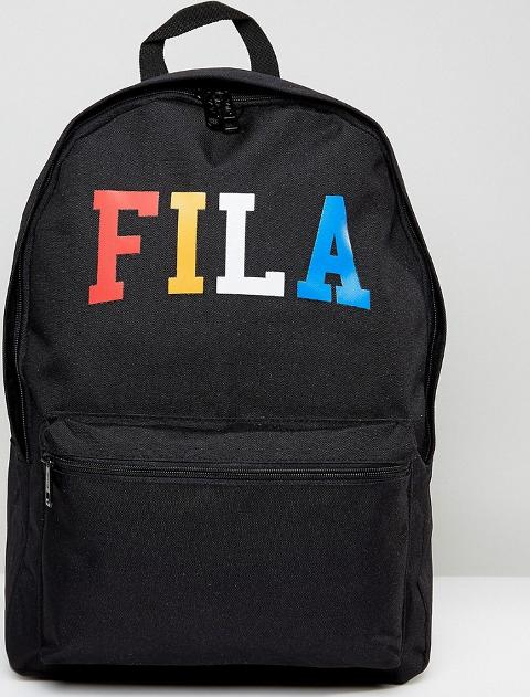 fila vintage Fila Elliot Backpack With Multi Colour Logo