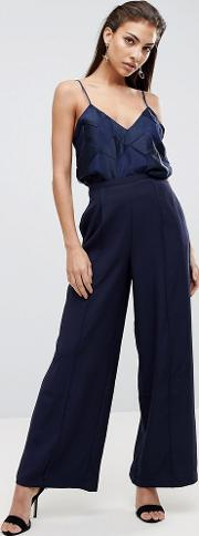 Carry On Wide Leg Trousers