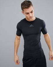 baselayer t shirt in black