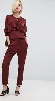 tailored track pant