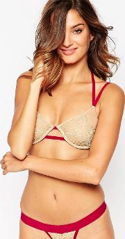 Skivvies Or Love & Lemons Spring Fling Bra