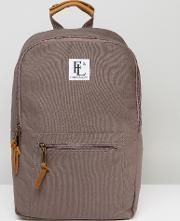 suffolk backpack in grey