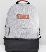 Summit Backpack In Canvas & Coated