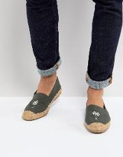 embroided espadrilles