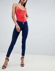 sculpting 6 way stretch smoothing high waist trouser