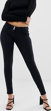 Shaping Effect Midrise Skinny Jean