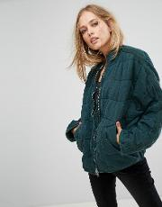 Dolam Quilted Jacket