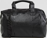 holdall in black