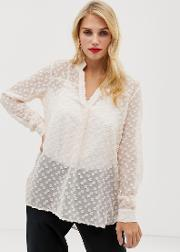 Lucy Sheer Blouse