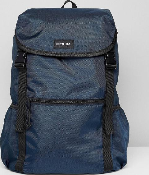 305f057cd86 nylon backpack in navy. Follow french connection Follow asos