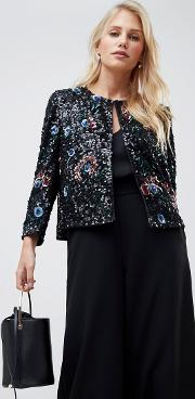 Valerie Embellished Jacket