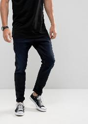 G Star D Staq 3d Super Slim Jeans Dark Aged Wash