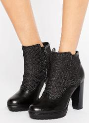 g star guardian heeled ankle boots