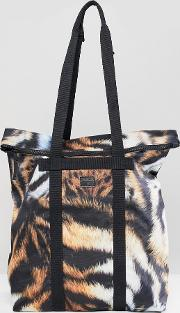 g star tiger print backpack