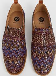 Parker Woven Summer Loafers