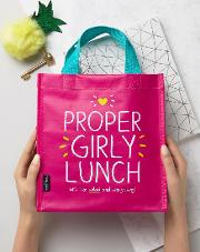 girly lunch tote