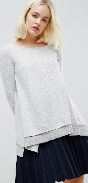 Relaxed Oversized Jumper