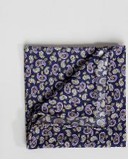 Pocket Square In Paisley