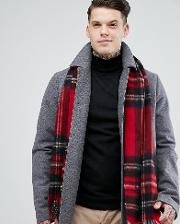 Scarf In Check