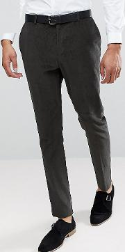 tall tapered trouser in cord