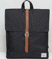 city backpack in black