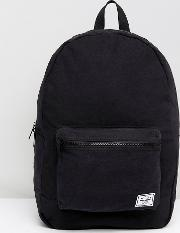 daypack cotton casual backpack 24.5l