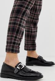 Archer Buckle Loafers