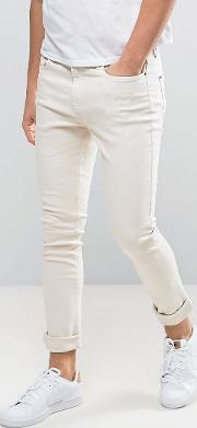 super skinny jeans  dusty pink