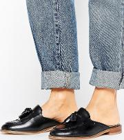 H By Hudson Flat Mule Loafer