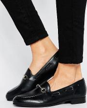 h by hudson snaffle loafers