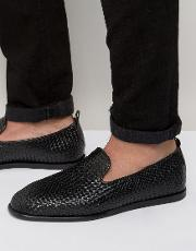 Ipanema Woven Loafers