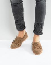 Manuel Suede Loafers