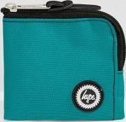 Wallet In Teal