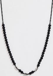Beaded Neck Chain
