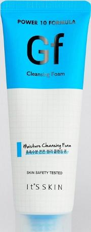 its skin power10 face cleansing foam gf hydrating