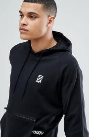 core hoodie with pouch pocket
