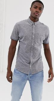 Core Pique One Pocket Short Sleeve Shirt