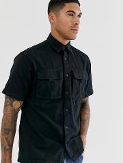 Core Utility Pocket Short Sleeve Shirt