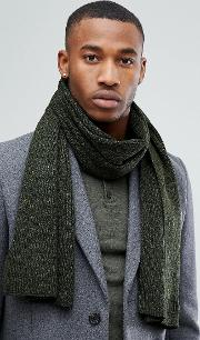 Dna Scarf In Green