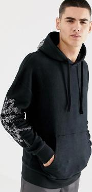 Originals Hoodie With And Sleeve Embroidery