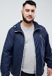 originals plus size lightweight windbreaker