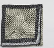 pocket square in cotton